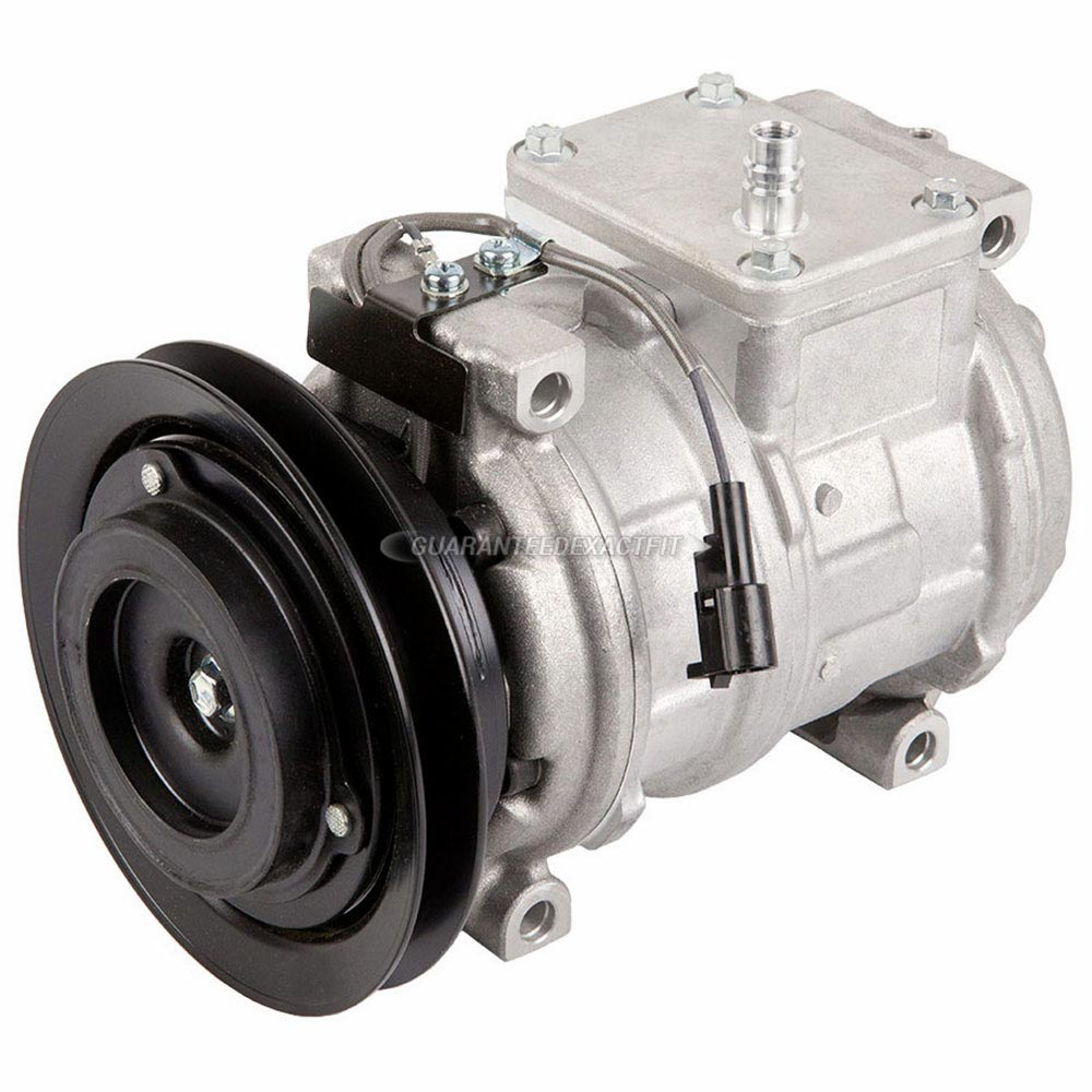 Eagle Vision Remanufactured Compressor w Clutch