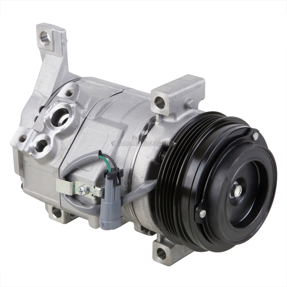 OEM AC Compressor /& A//C Clutch For Chevy GMC Buick Cadillac /& Oldsmobile CSW