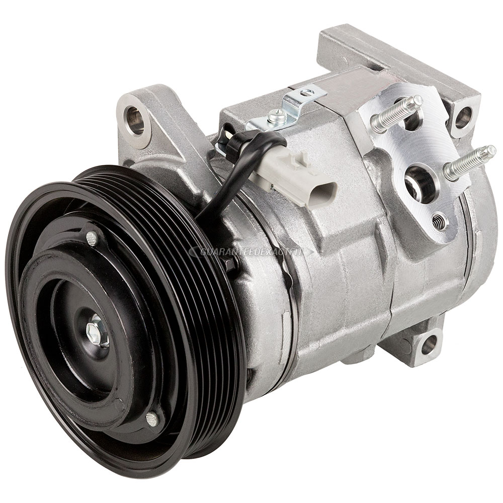 2007 Chrysler Town And Country A  C Compressor All Models