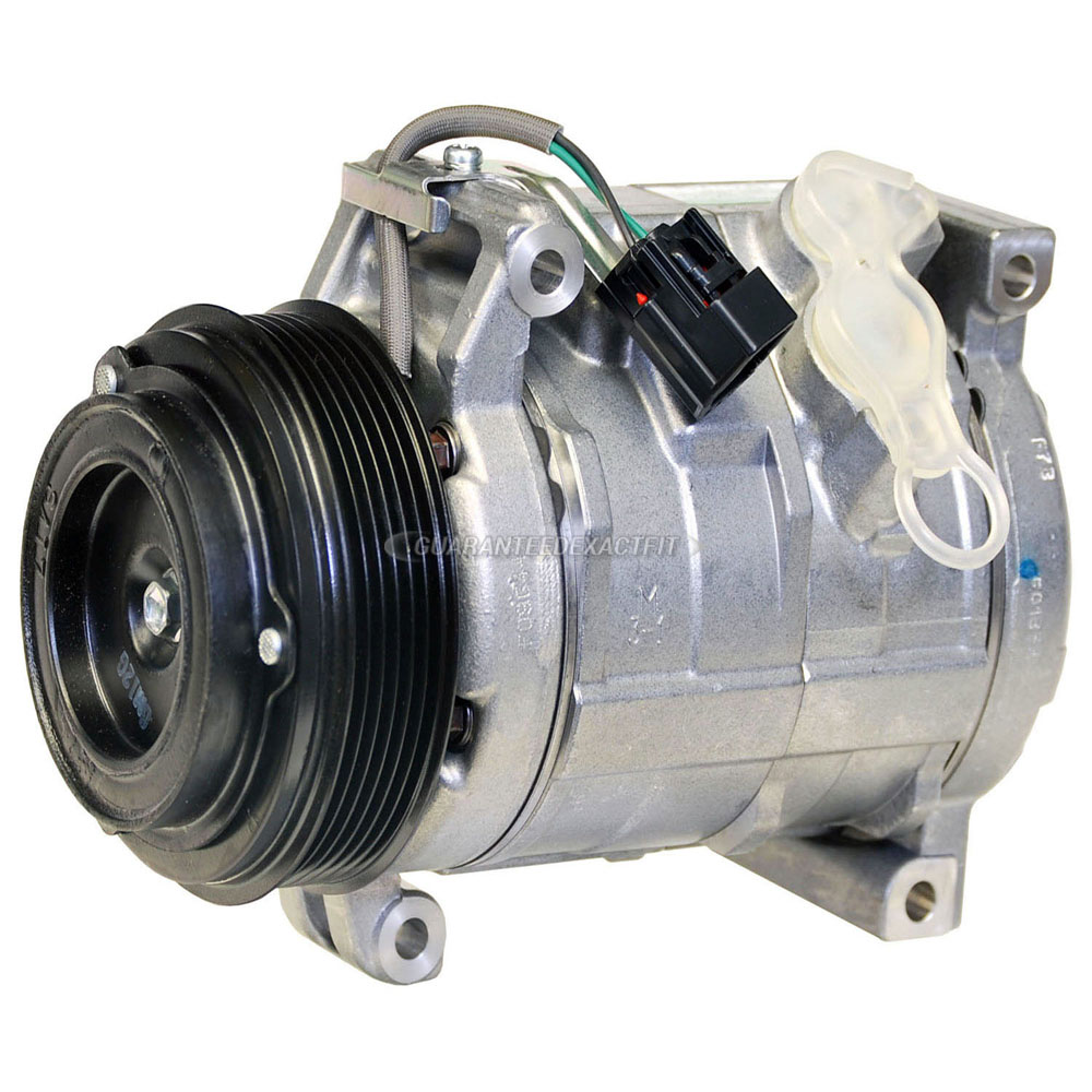 2008 Gmc Acadia Ac Compressor: OEM & Aftermarket Replacement Parts