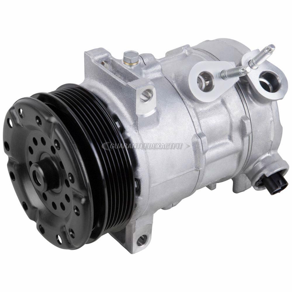 AC Compressor /& A//C Clutch For Dodge Journey 2009 2010