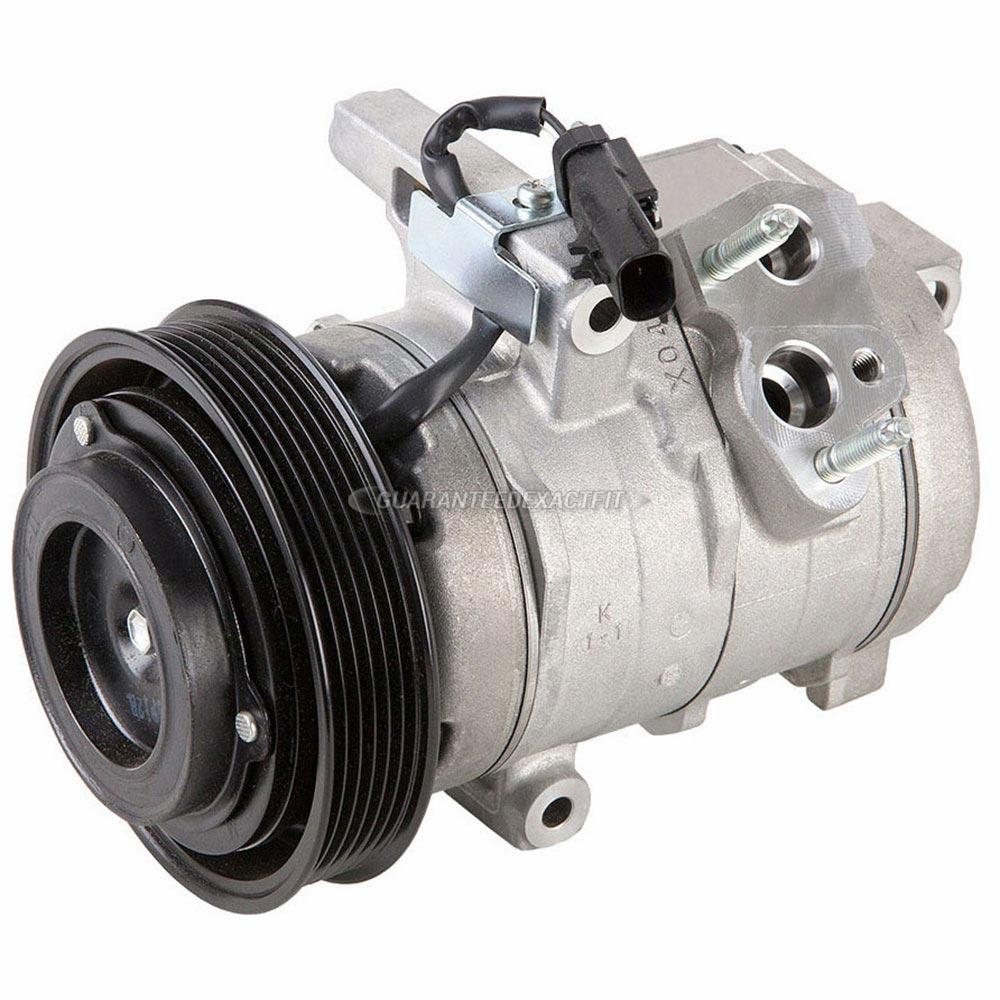 Chrysler 2006 300 Hemi C Auto Grey Car For Sale: 2006 Chrysler 300 A/C Compressor 2.7L Engine 60-02154 NC