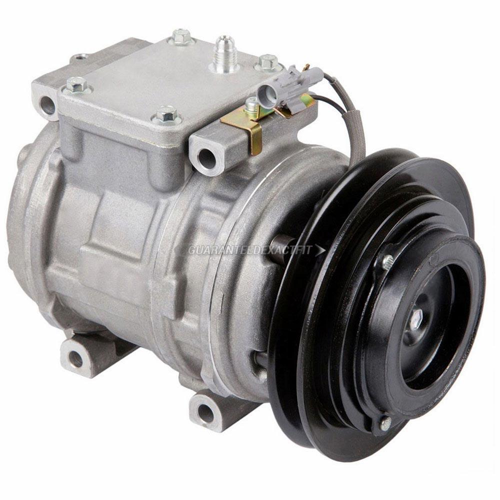 Kia Sportage Remanufactured Compressor w Clutch