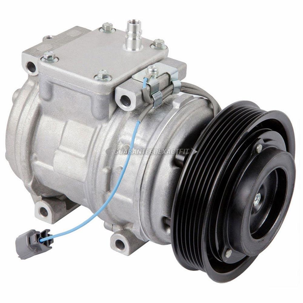 Isuzu Oasis Remanufactured Compressor w Clutch