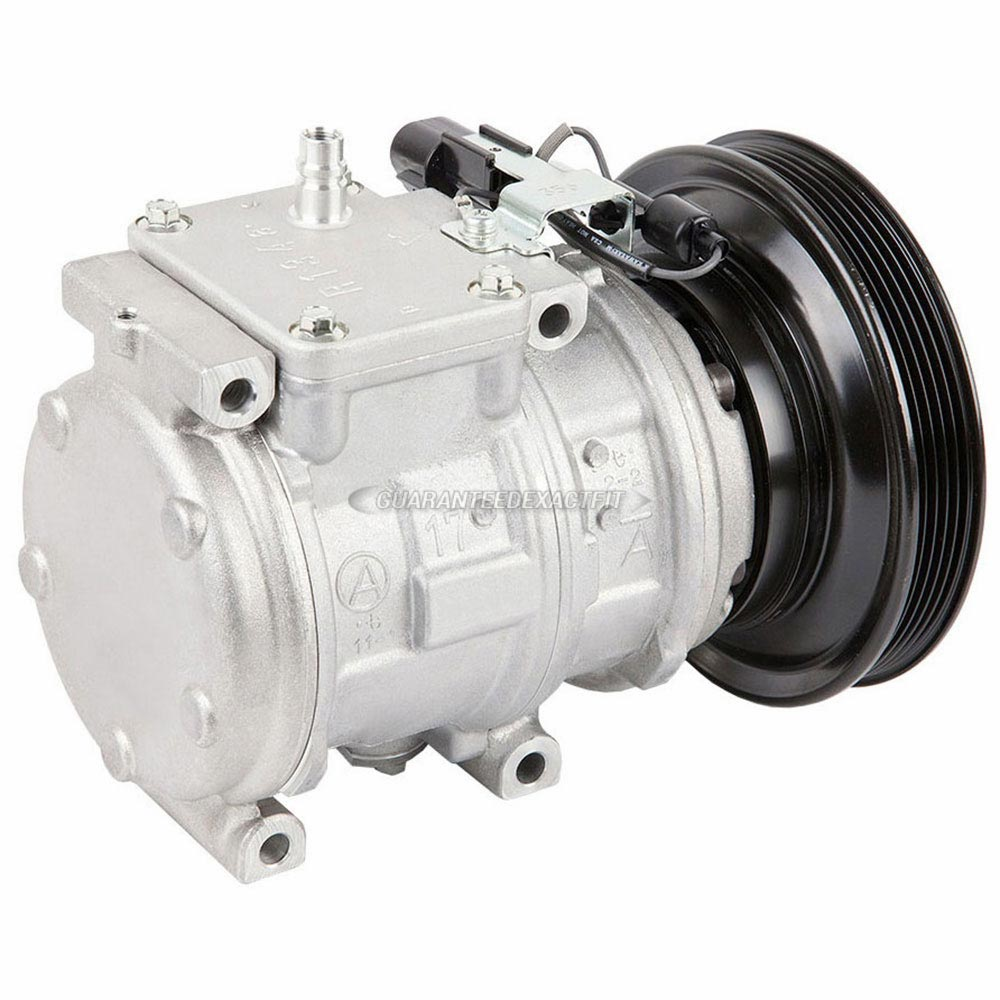 1998 Eagle Talon A/C Compressor 2.0L WIthout Turbo 60-01319 NC