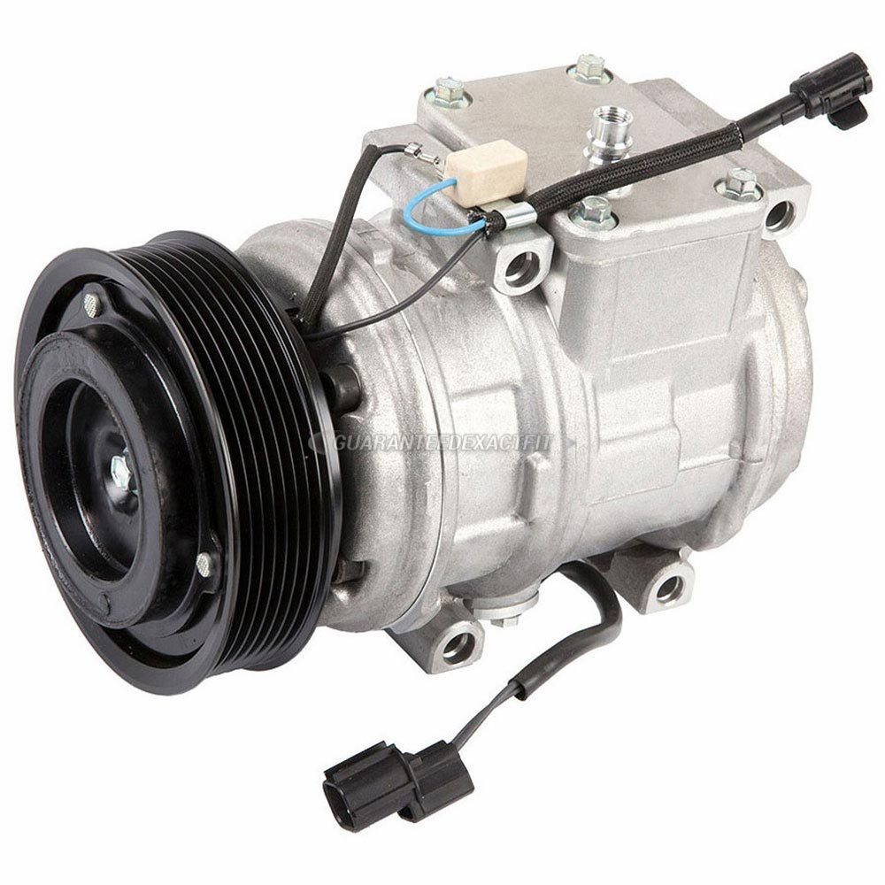 Jaguar XJR New OEM Compressor w Clutch