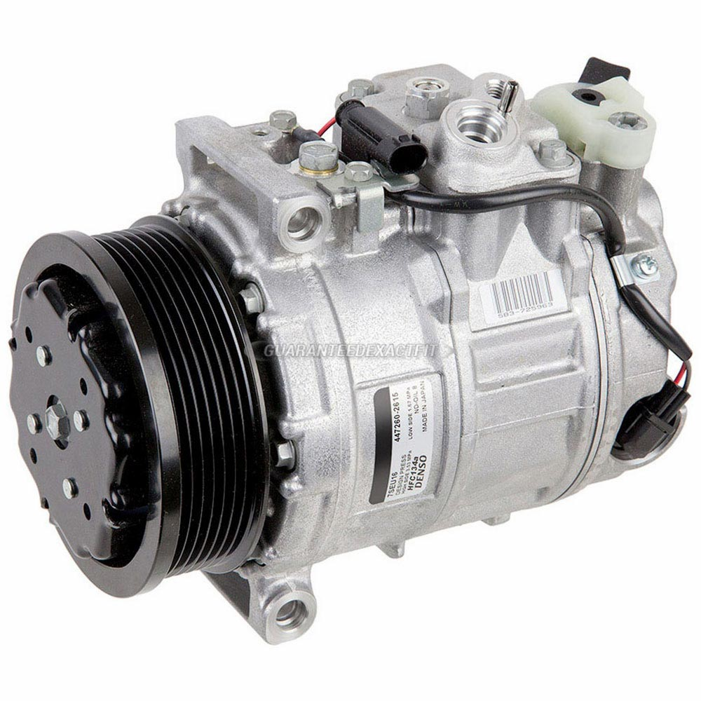 AC Compressor A//C Clutch For Mercedes G55 CL600 SL65 S350 CL500 Sprinter
