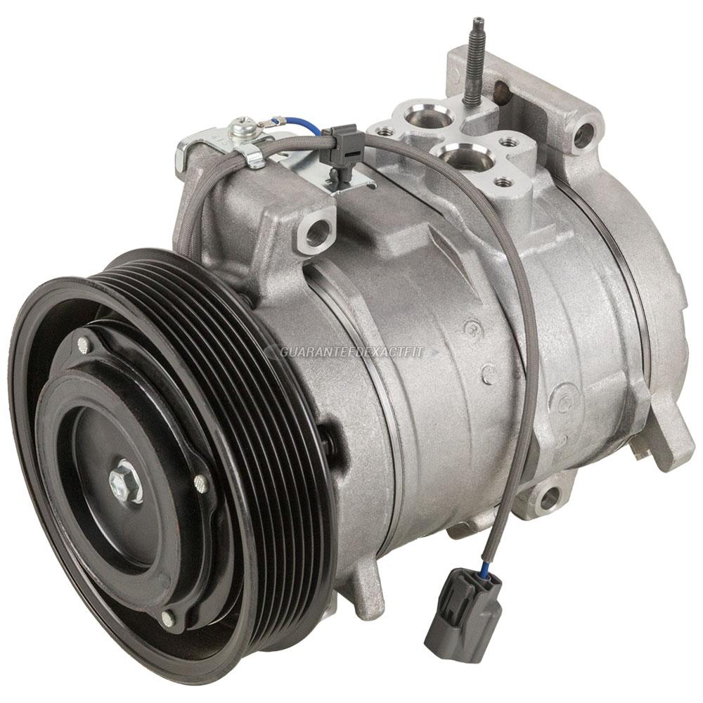 2004 Honda Accord A/C Compressor 2.4L Engine