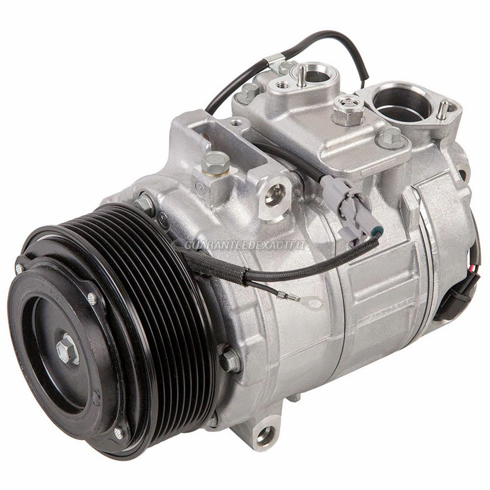 BMW X6 New xSTOREx Compressor w Clutch