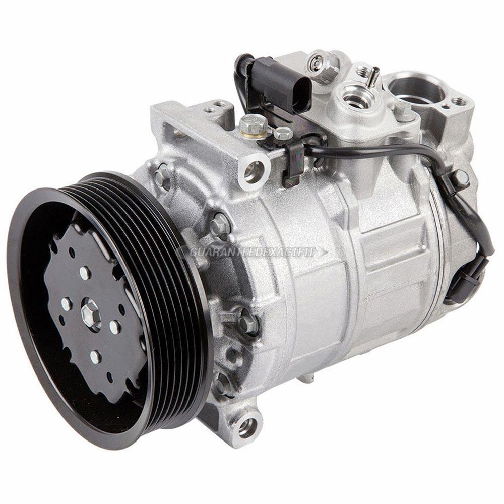 Volkswagen Touareg New OEM Compressor w Clutch
