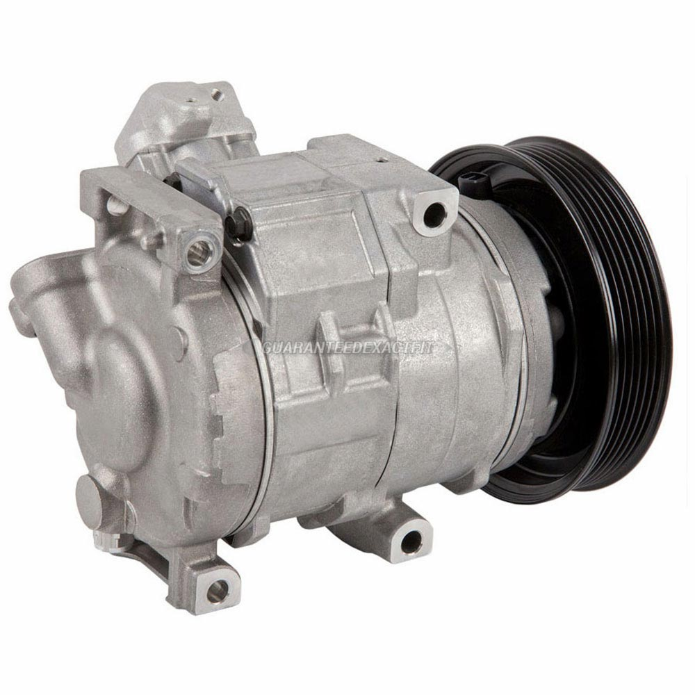 2008 Acura MDX A/C Compressor All Models 60-02437 NC