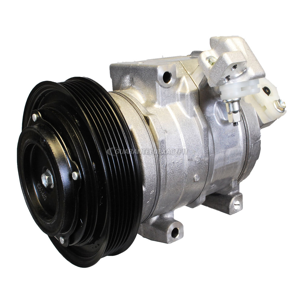 2013 Acura MDX A/C Compressor All Models 60-02437 BBNF