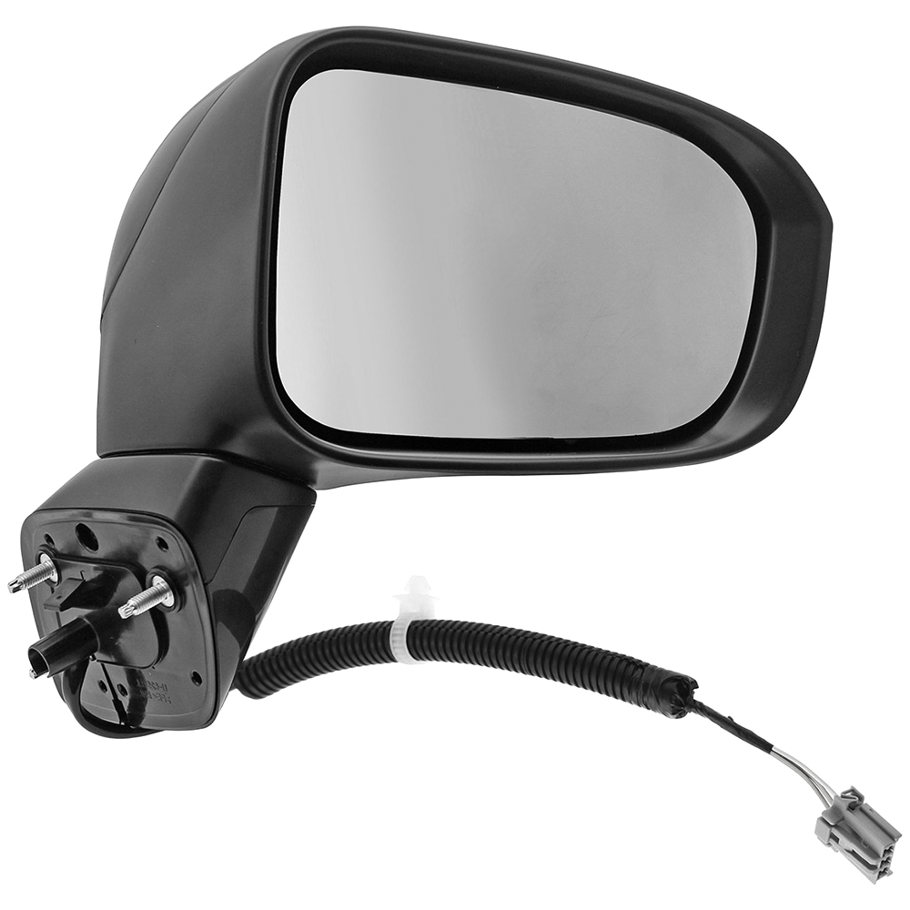 BuyAutoParts 14-11538MI Side View Mirror