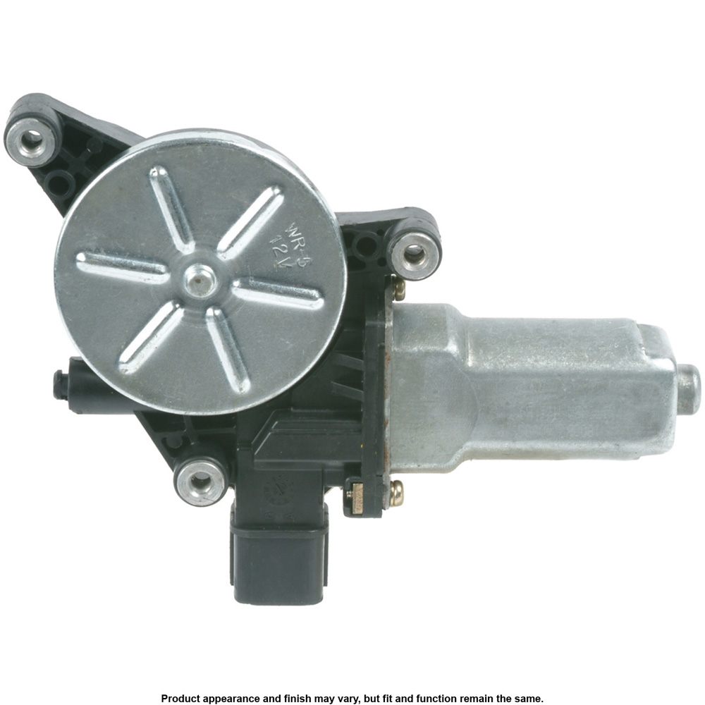 2009 Acura RL Window Motor Only Contains Gear