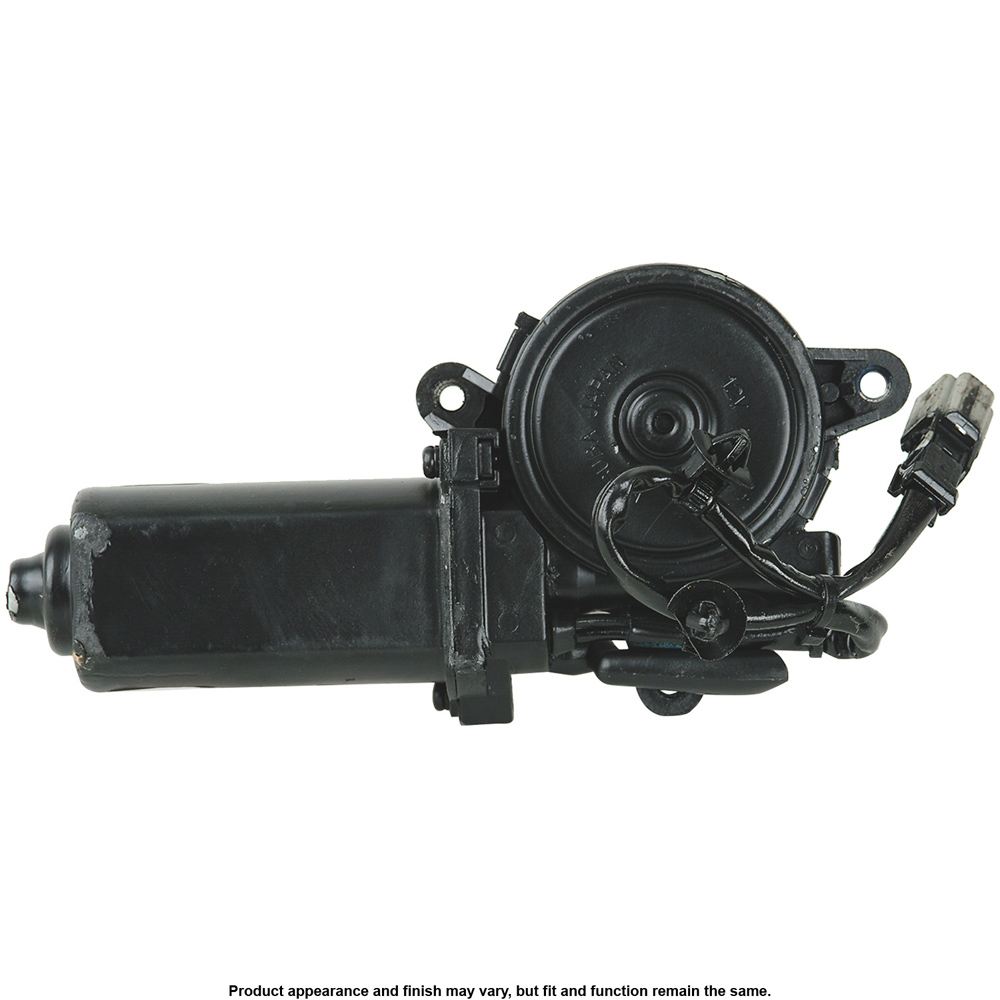 1996 Acura TL Window Motor Only Contains Gear