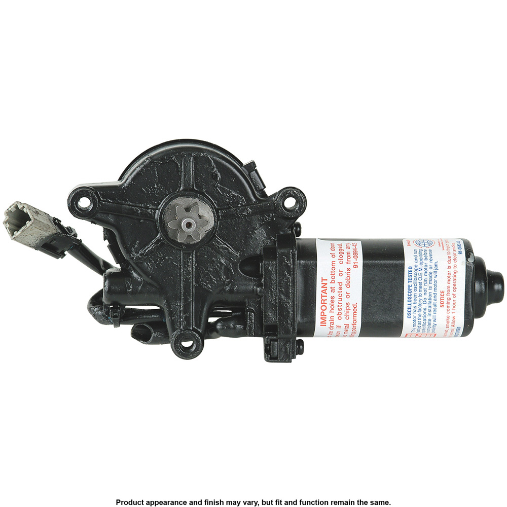 Cardone Rear Right Power Window Motor For Acura Vigor