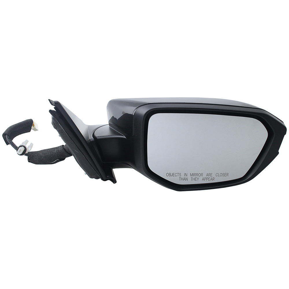 BuyAutoParts 14-11561MI Side View Mirror
