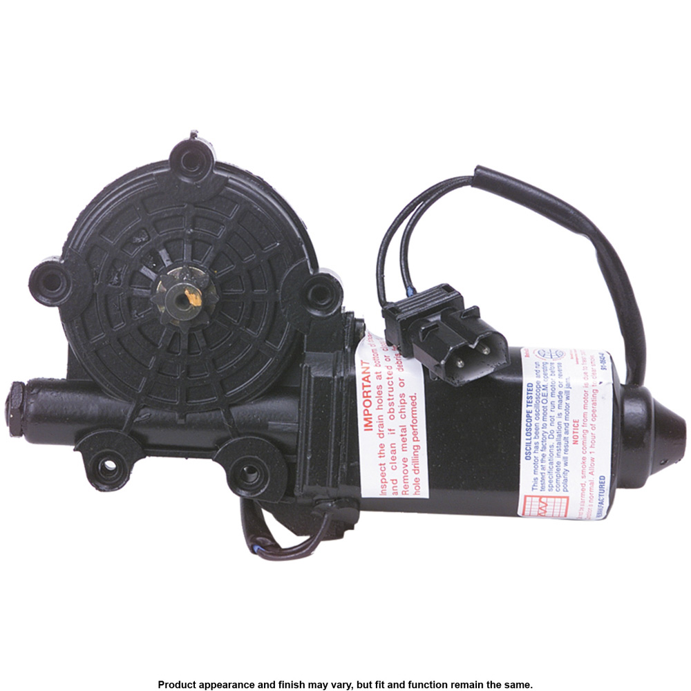 1992 BMW M5 Window Motor Only