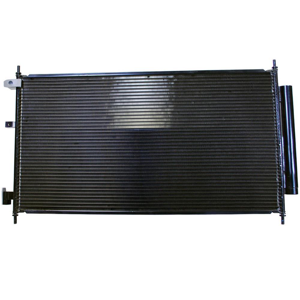 Denso A/C AC Condenser For Acura RDX 2007-2012