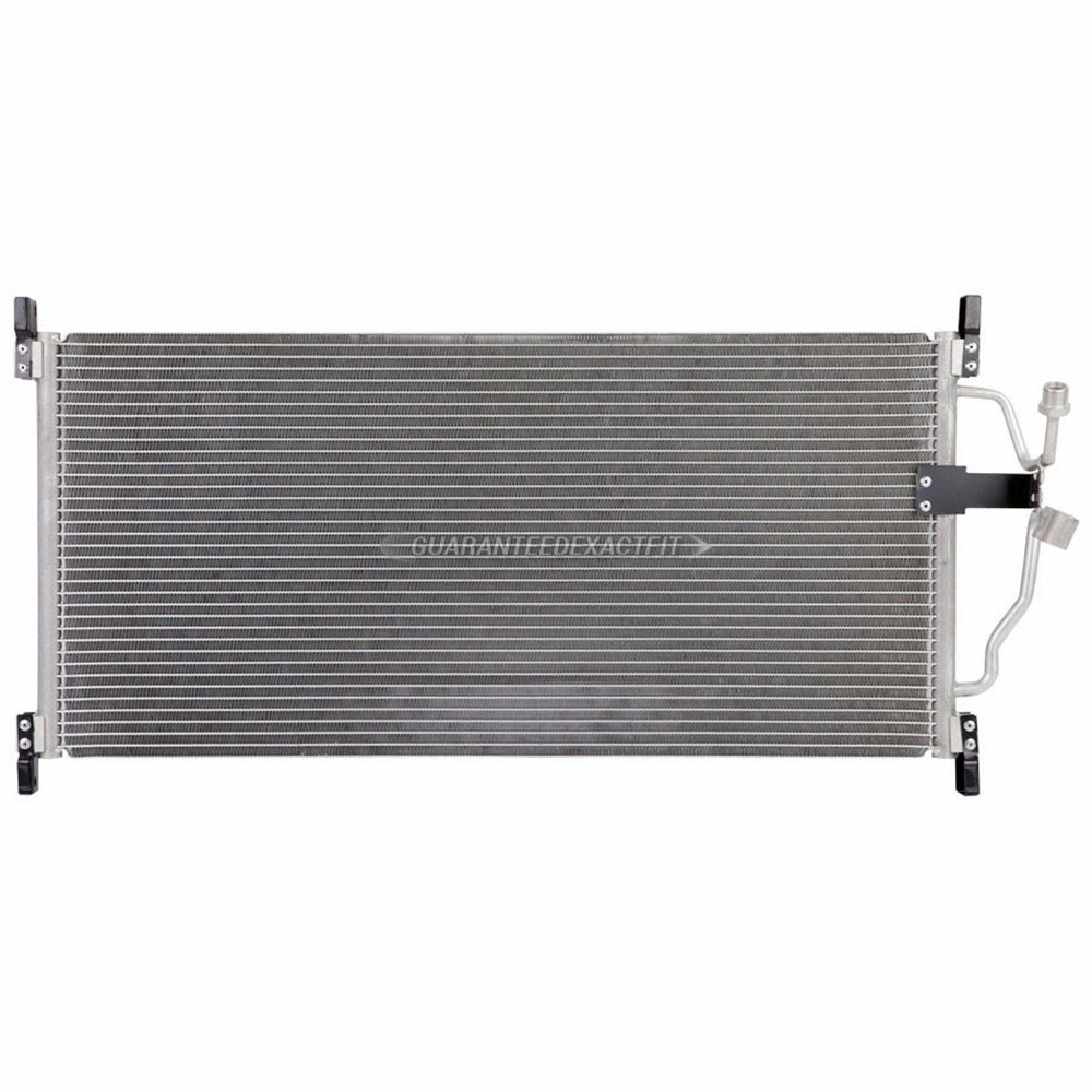 BuyAutoParts 60-60166N A/C Condenser