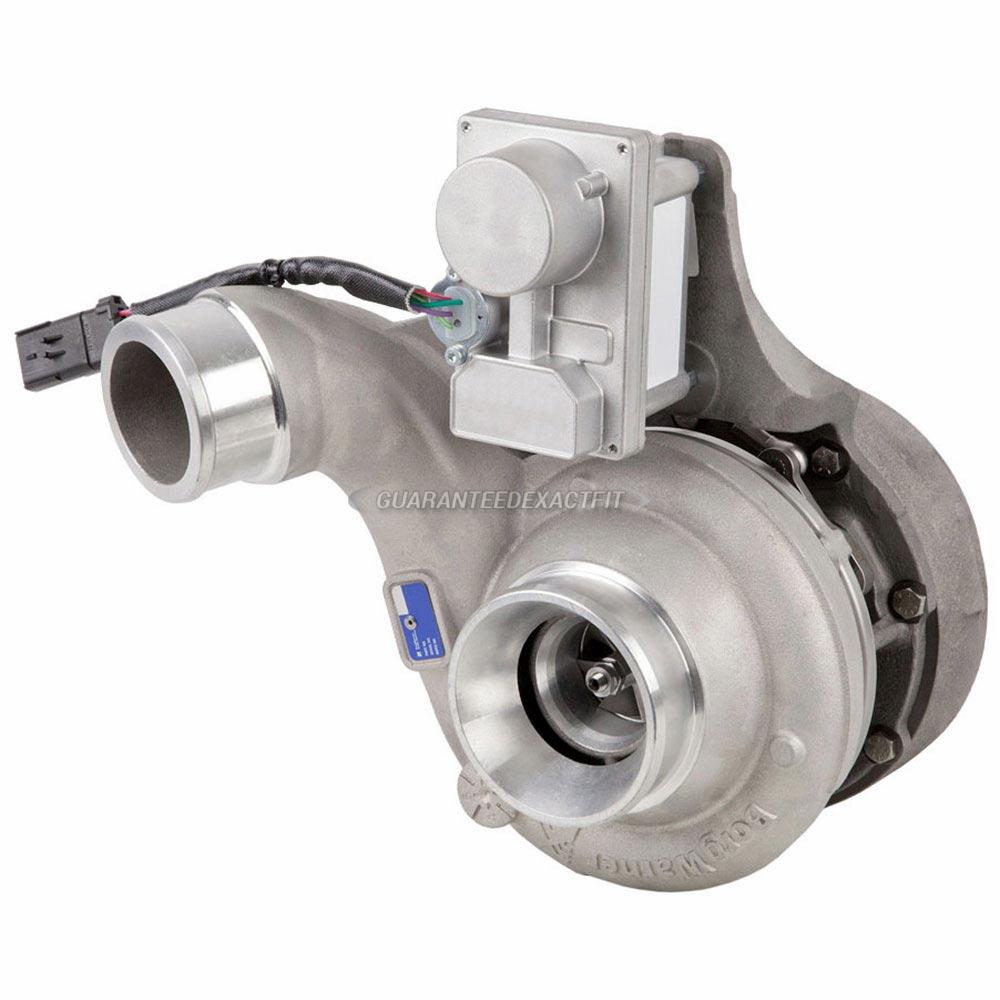 2006 International All Models Turbocharger Navistar Dt466e Engine With Borgwarner Turbocharger
