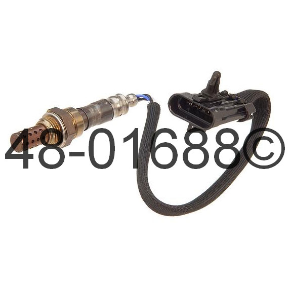 Oldsmobile Ninety Eight Oxygen Sensor Kit