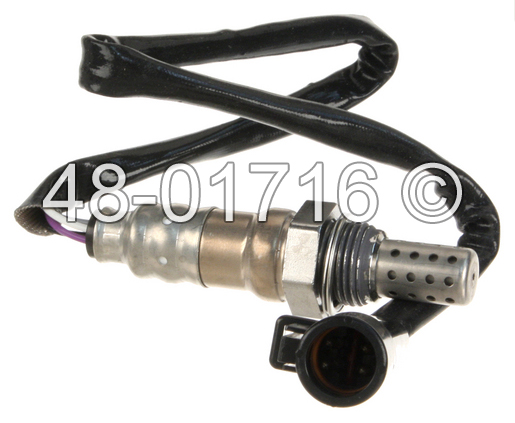 Mercury Mountaineer Oxygen Sensor