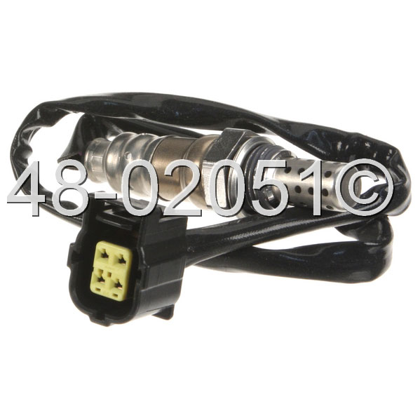 Mercedes_Benz ML63 AMG Oxygen Sensor