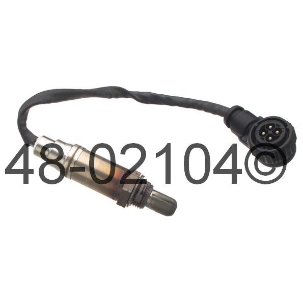 Mercedes_Benz C36 AMG Oxygen Sensor