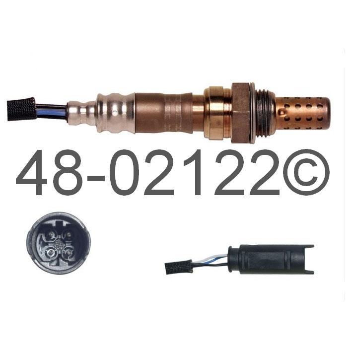 Oxygen Sensor 48-02122 AD