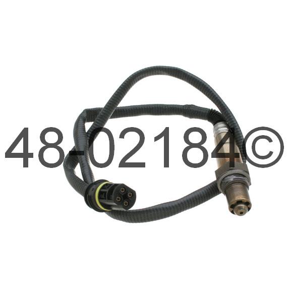 Mercedes_Benz C55 AMG Oxygen Sensor