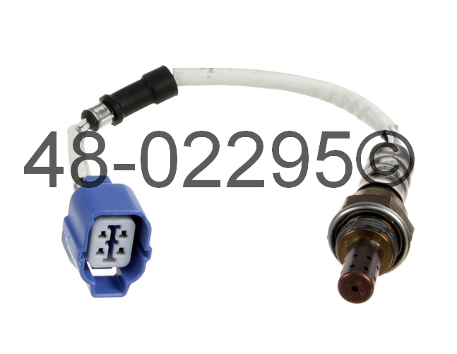 Honda Insight Oxygen Sensor