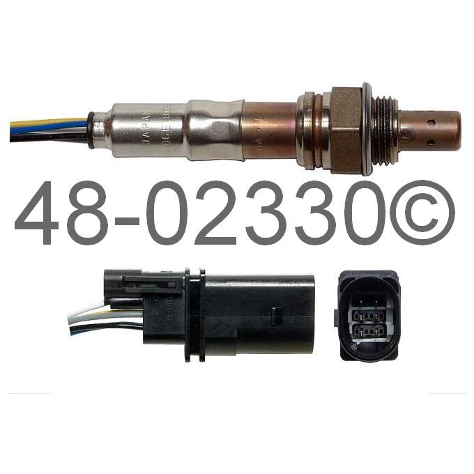 Audi S5 Oxygen Sensor