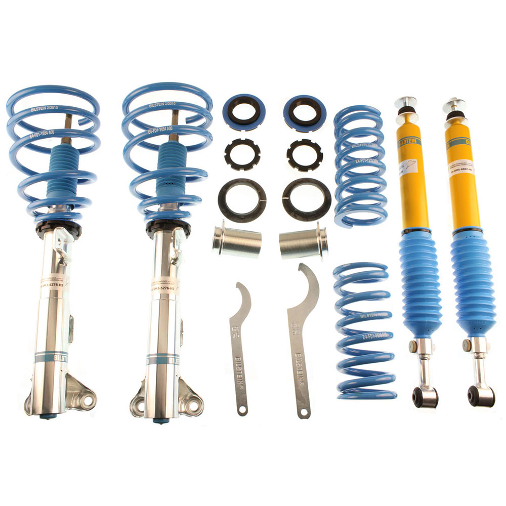 Mercedes Benz CLK63 AMG Coilover Kit