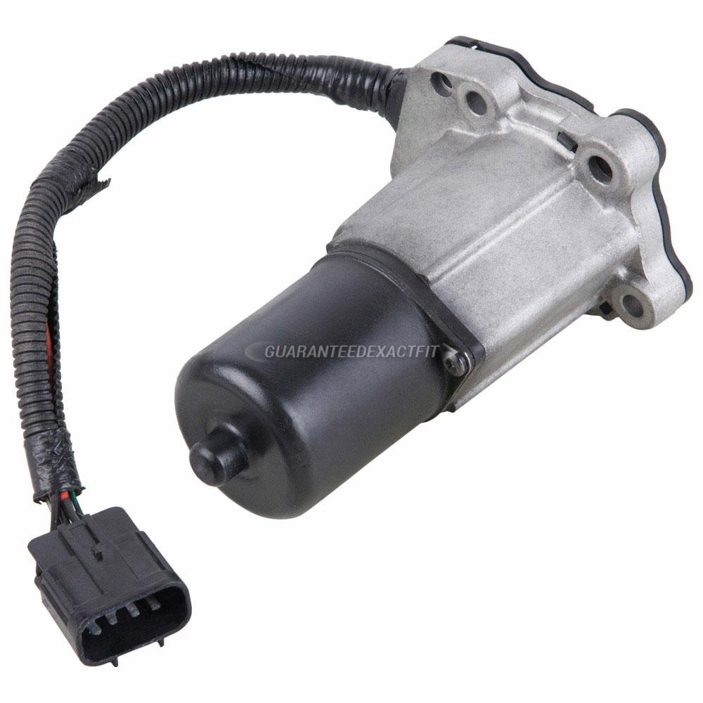 Transfer Case Encoder Motors Remanufactured For Chevrolet 2003 Gmc Identification Motor