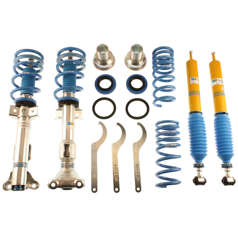 Mercedes Benz C300 Coilover Kit