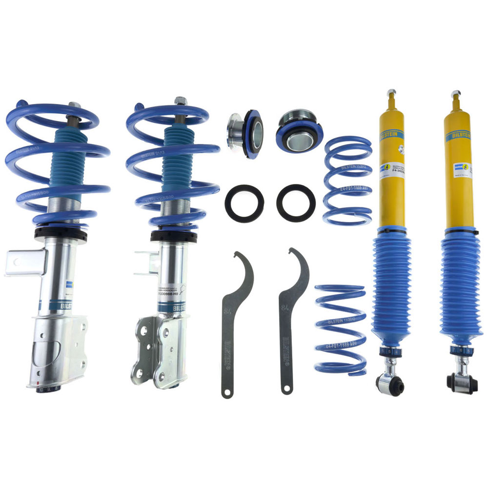 Mercedes Benz CLA250 Coilover Kit