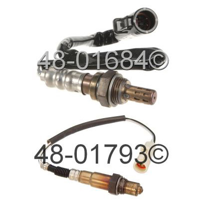 Mercury Cougar Oxygen Sensor Kit