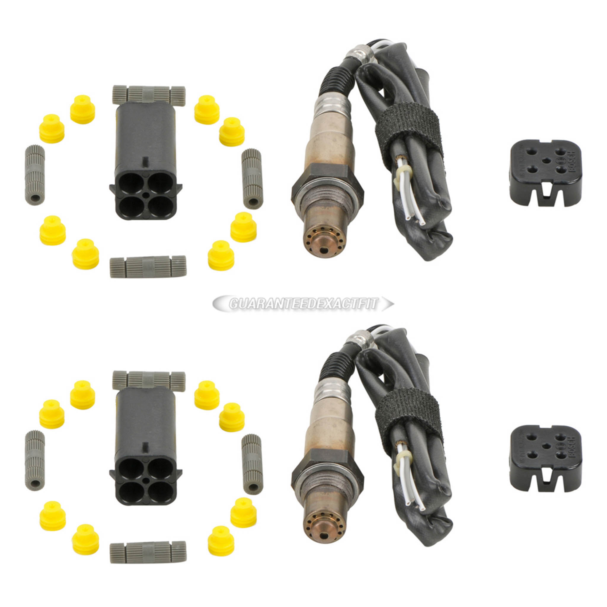 2013 Chevrolet Traverse Oxygen Sensor Kit
