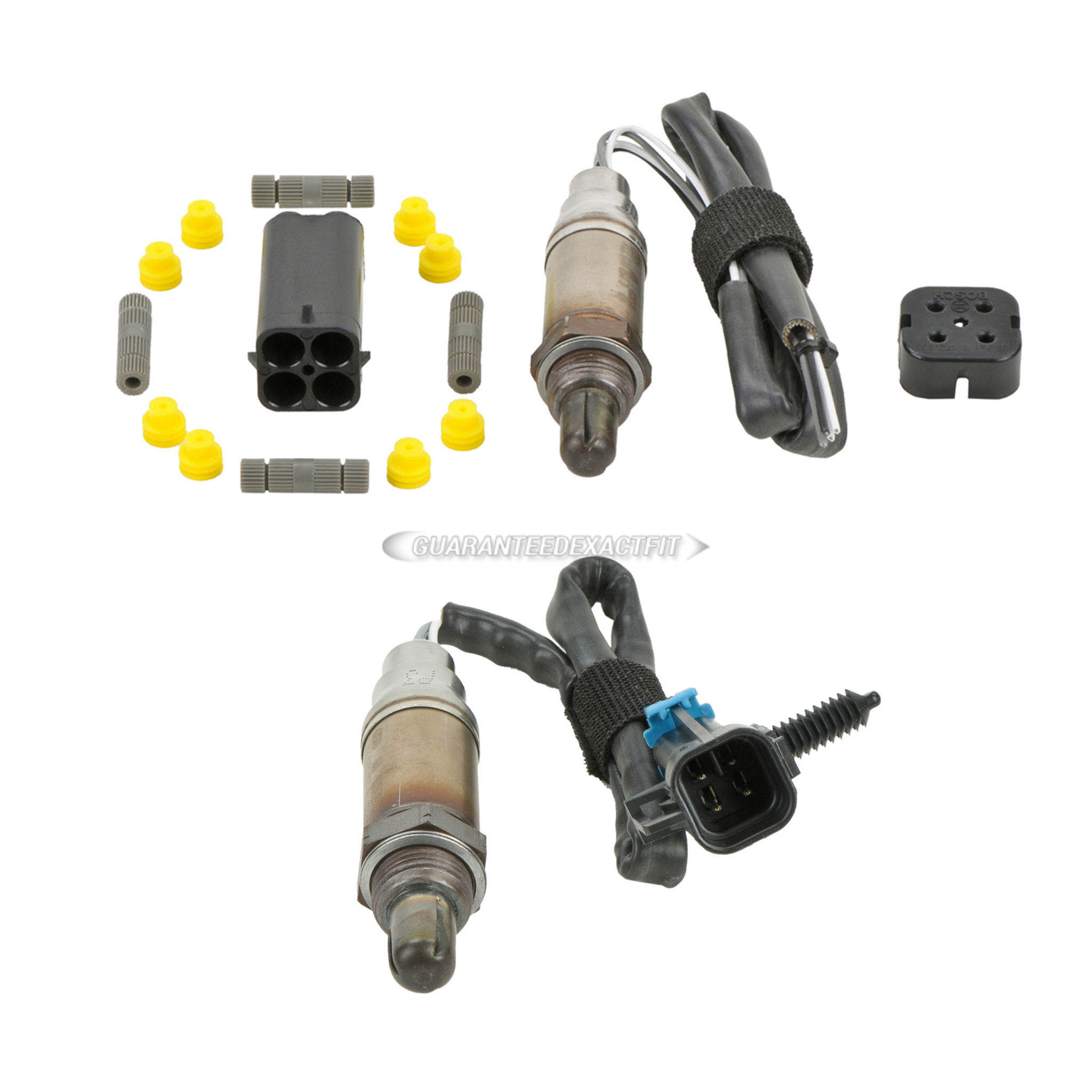 Chevrolet C3500HD Oxygen Sensor Kit