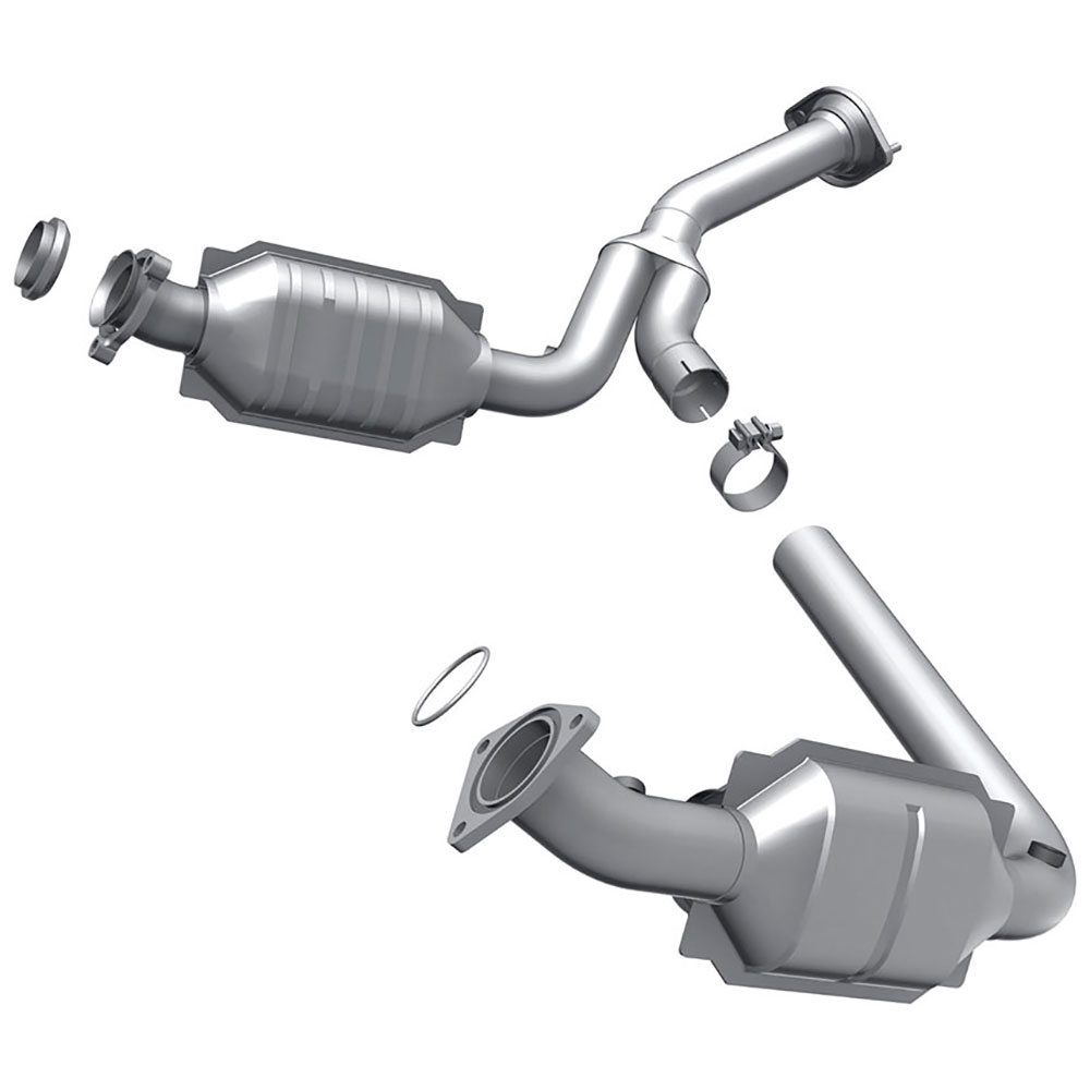 Chevrolet Tahoe Catalytic Converter