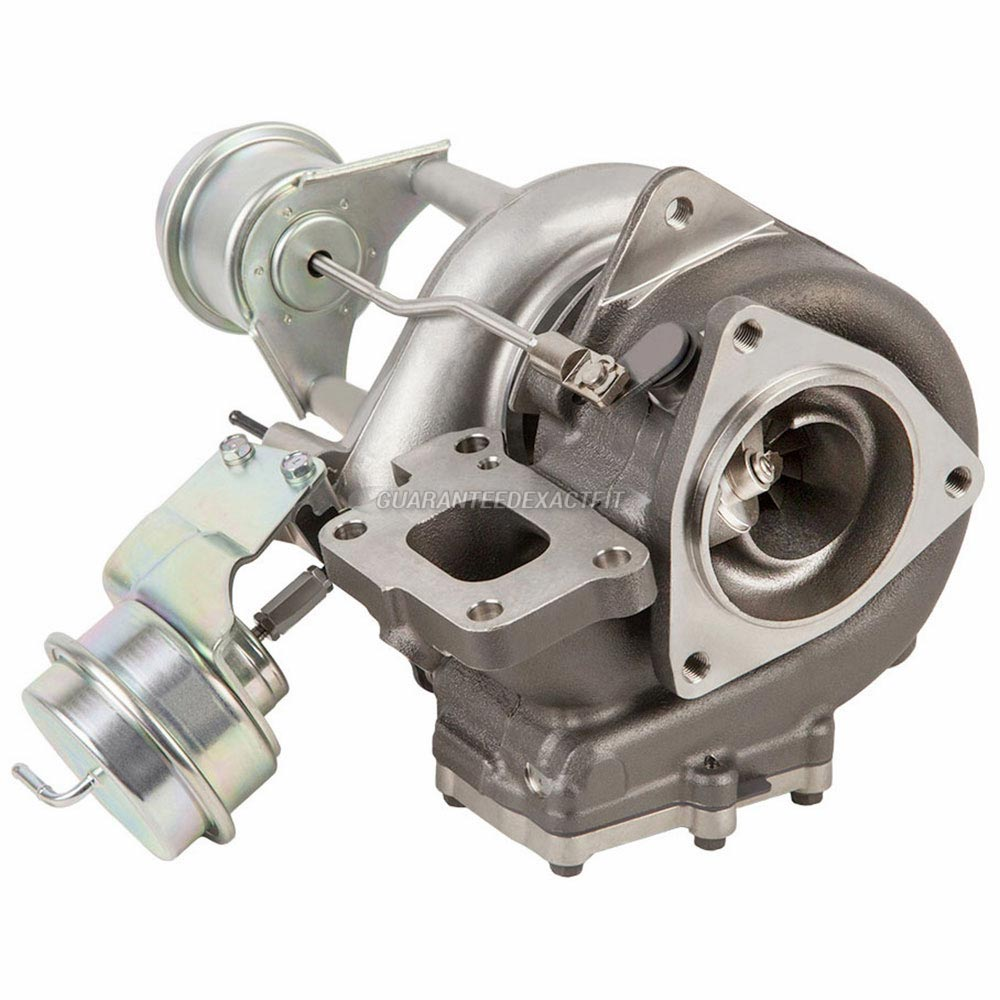 2007 Acura RDX Turbocharger All Models 40-30833 MT