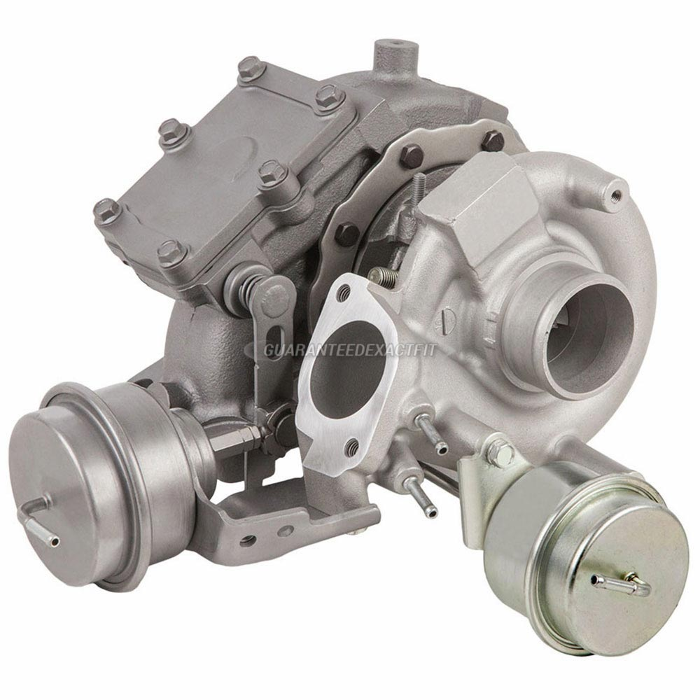 2011 Acura RDX Turbocharger All Models 40-30833 R