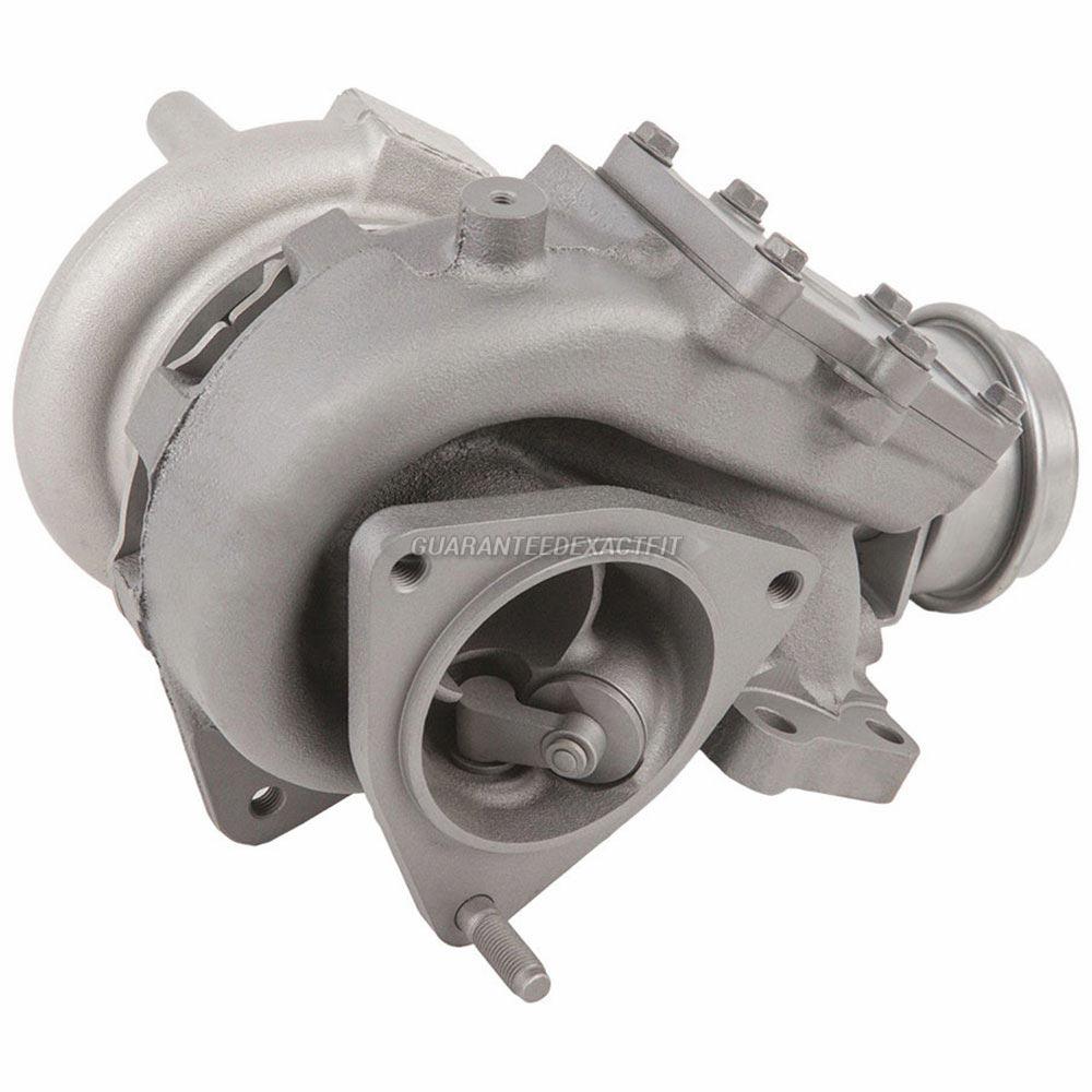 2010 Acura RDX Turbocharger All Models 40-30833 R
