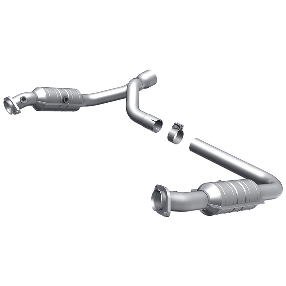 Dodge  Catalytic Converter