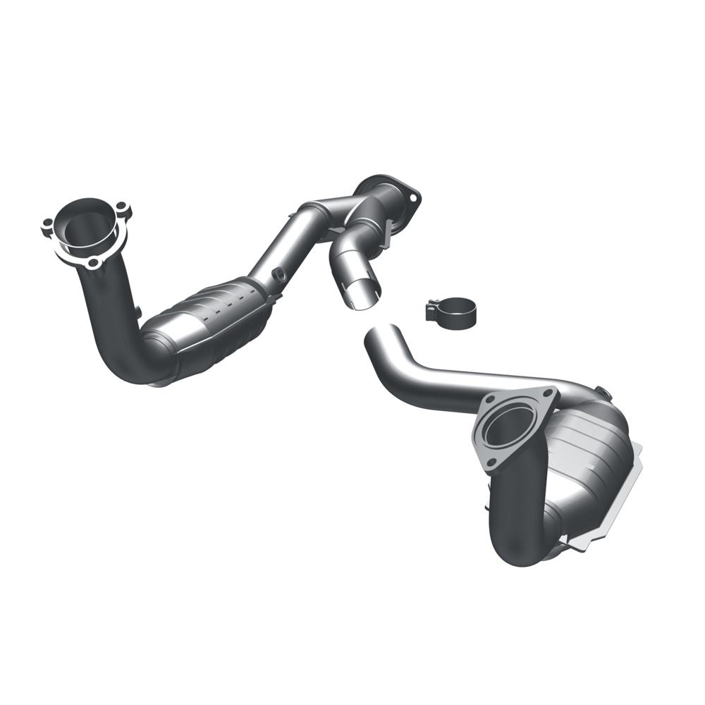 2005 Chevrolet SSR Catalytic Converter EPA Approved 6.0L