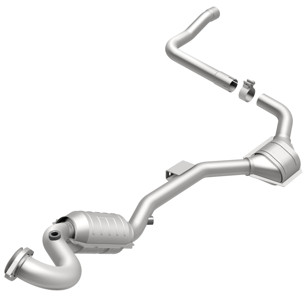 1986 Mercedes Benz 420sel Catalytic Converters At Auto Parts Point