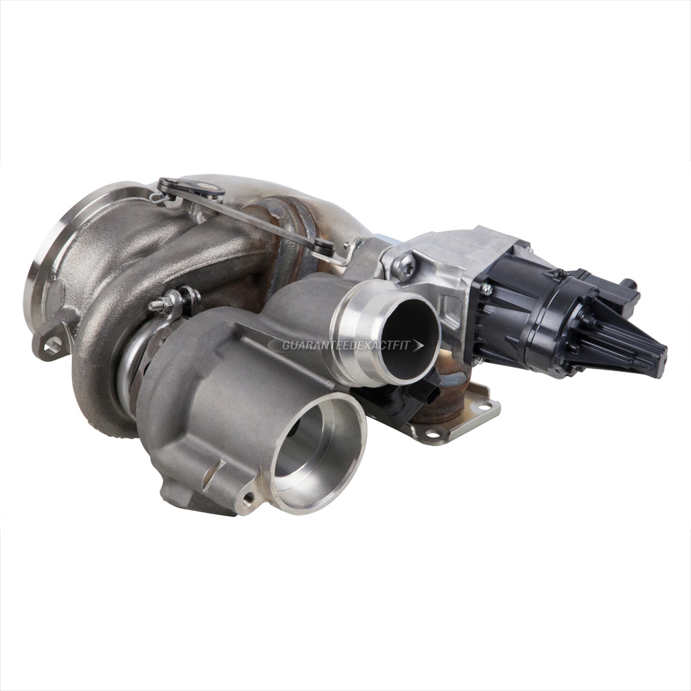 BMW 428i xDrive Turbocharger