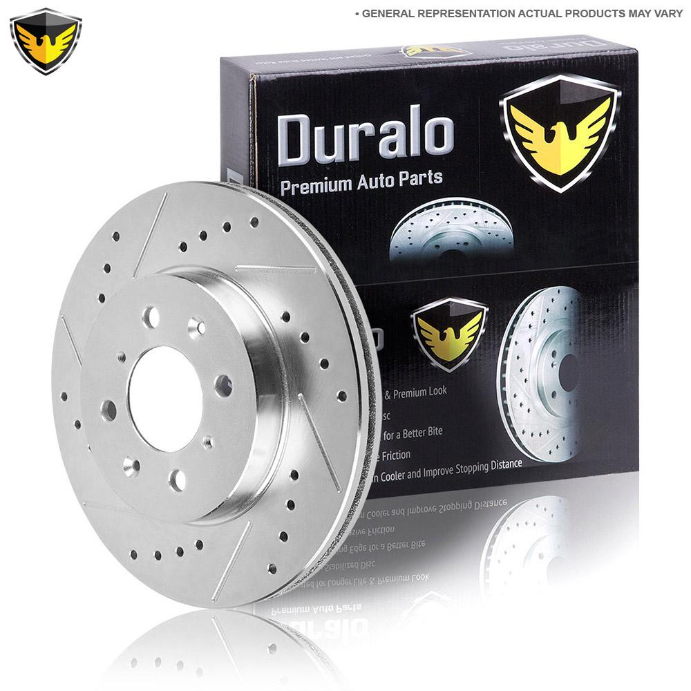 Geo Prizm Brake Disc Rotor