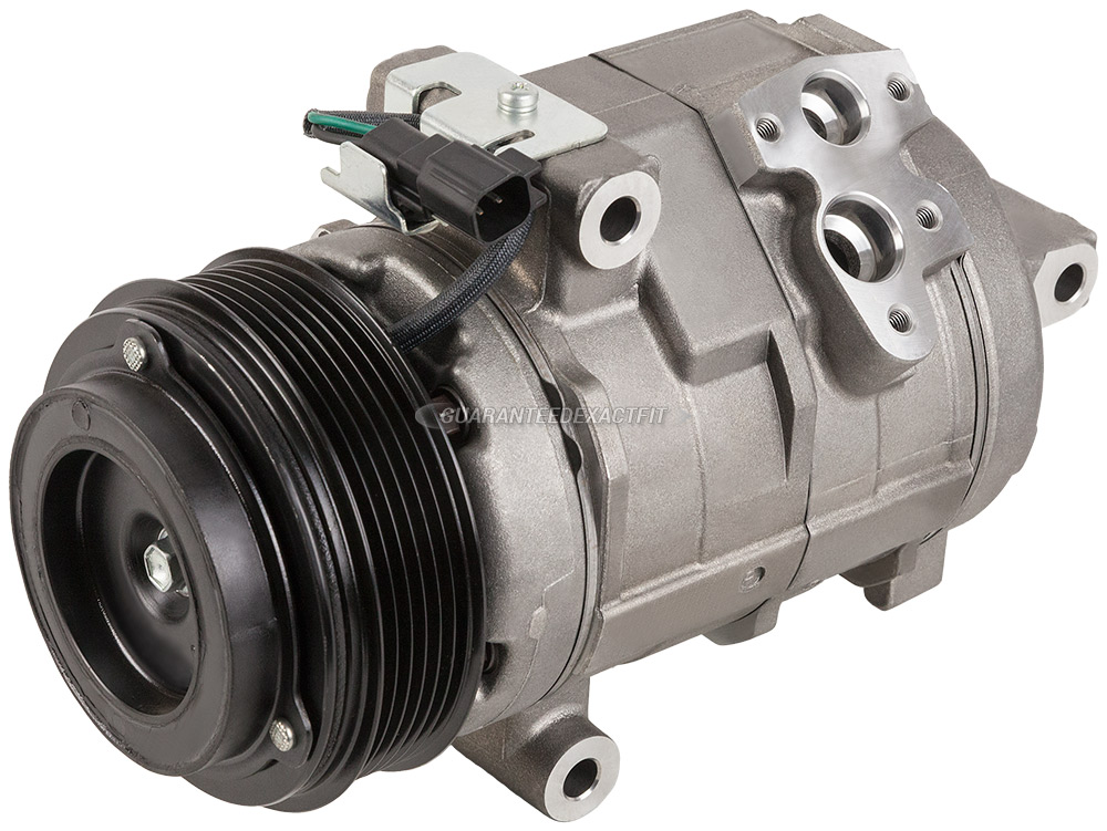 Lincoln MKX New xSTOREx Compressor w Clutch